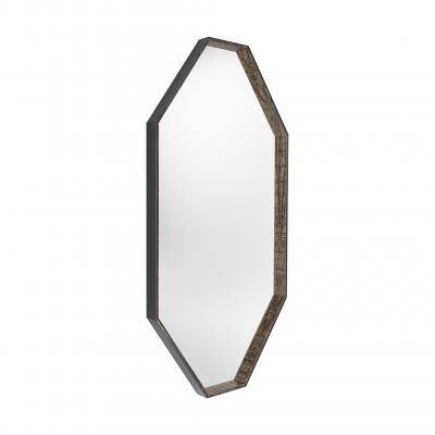 Gillo Large Mirror - NICKEL N.-DAM.BRONZO