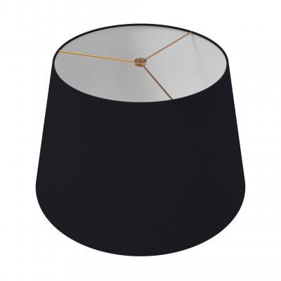 Drum Shade 18 In - NOIR/BRASS