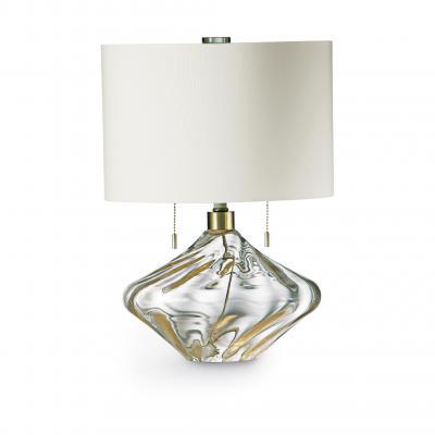Carosello Lamp - CLEAR/GOLD