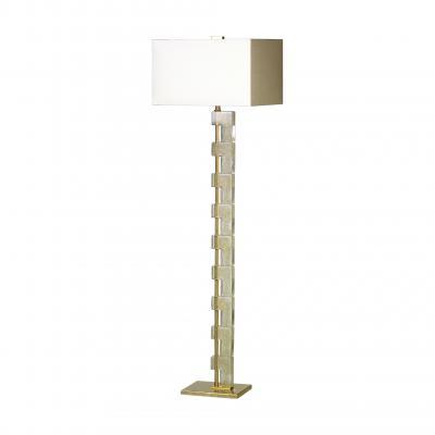 Esha Floor Lamp - GOLD DUST