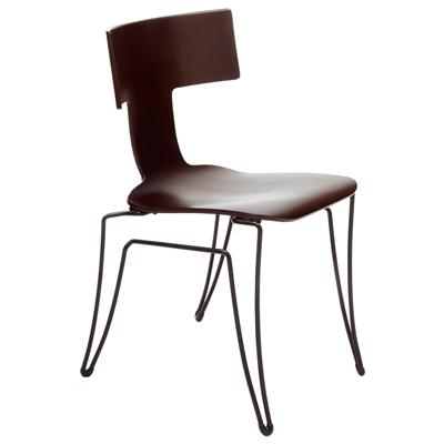 Anziano Chair - WARM CHERRY
